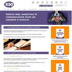 Agence web de communication pour les Avocats