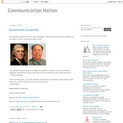 Communication Nation