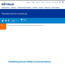 Communication Networks: FlexNet (North America)