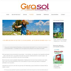 Girasol – La Communication NonViolente