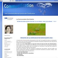 La Communication NonViolente