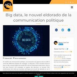 Big data, le nouvel eldorado de la communication politique - Master Com'Terr