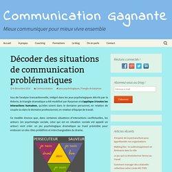 Décoder des situations de communication problématiques