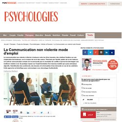 Communication non violente - CNV