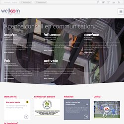 Communication agency - Wellcom