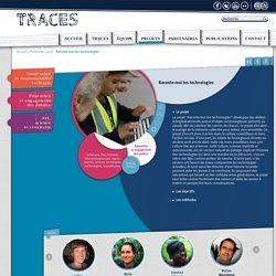 Théories et Réflexions sur l'Apprendre, la Communication et l'Éducation Scientifiques > Raconte-moi tes technologies