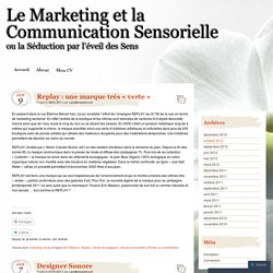 Le Marketing et la Communication Sensorielle