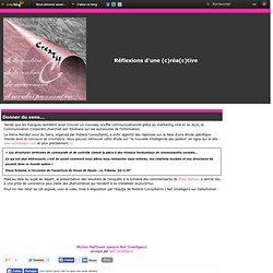 Donner du sens... - Le blog CréaTif : Création, Culture, Communi