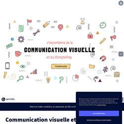 Communication visuelle et storytelling