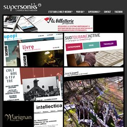 l'agence multi-médium | Supersoniks