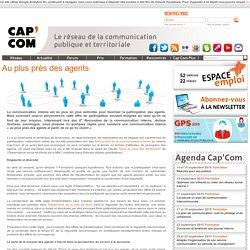 Cap'Com, Le réseau de la communication publique et territoriale