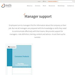 Communication Support for Managers