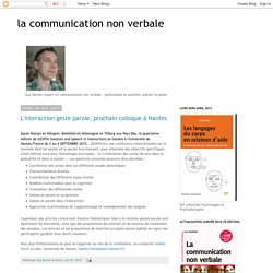 Guy Barrier-comm non verbale-blog