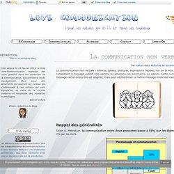 La communication non verbale - Love Communication : Cours BTS Gratuit