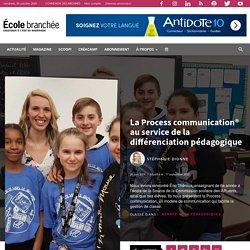 La Process communication® au service de la différenciation pédagogique
