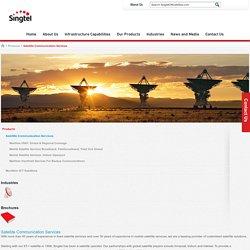 Marine Satellite Communications Solutions Singapore - Singtelofficeatsea.com