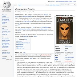 Communion (book)