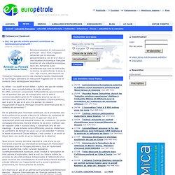 Communiqué Amicale des Foreurs - Oui, les gaz de schiste peuvent... - Europétrole
