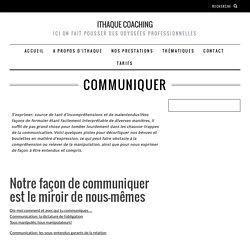 Dossier : mieux communiquer