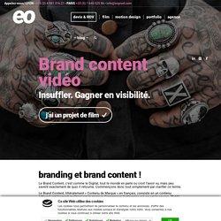 Brand content : communiquer autrement grâce aux contenus vidéos.