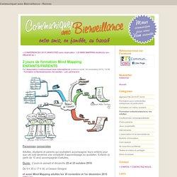 2 jours de formation Mind Mapping ENFANTS/PARENTS - COMMUNIQUER AVEC BIENVEILLANCE - Rennes