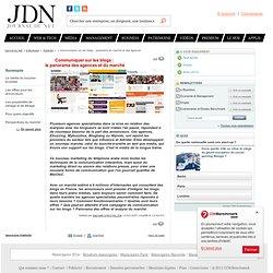 Communiquer sur les blogs : panorama du marché et des agences