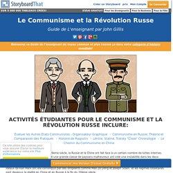 Communisme et Révolution Russe Plan de Leçon