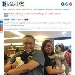 IN PHOTOS: Responsible Pet Parenting Fair at Flair Towers