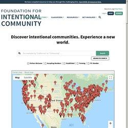 Communities Directory - Find Intentional Communities