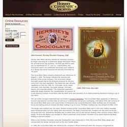 Cocoa Bean Baby Trademark, 1898-1969