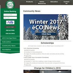 eCO's Community Credit Union Alabama