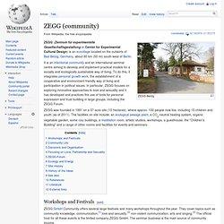 ZEGG (community)