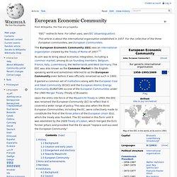 European Economic Community