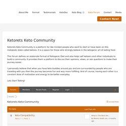 Ketorets Keto Community – Ketorets by Rahul Kamra- Keto Coach, Buddy for Ketogenic Lifestyle