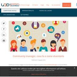 Community manager, cosa fa e come diventarlo - U2B