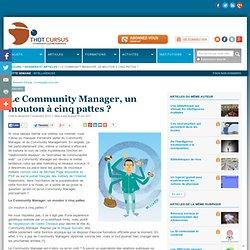 Le Community Manager, un mouton à cinq pattes ?