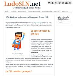 Etude sur les Community Managers en France 2014