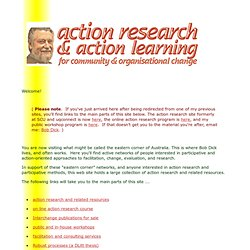 Action research electronic reader