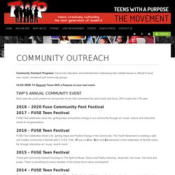 Community Outreach Programs for Youth