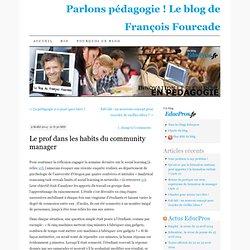 Parlons pédagogie ! Le blog de François Fourcade
