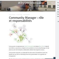 Community Manager : rôle et responsabilités