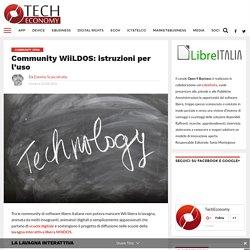 Community WiiLDOS: istruzioni per l'uso