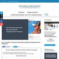 Les 5 points communs des plus grands instagrameurs français