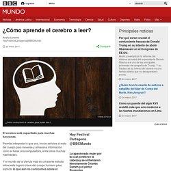 ¿Cómo aprende el cerebro a leer? - BBC Mundo