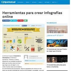Cómo crear infografías online
