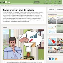 Cómo crear un plan de trabajo: 8 pasos