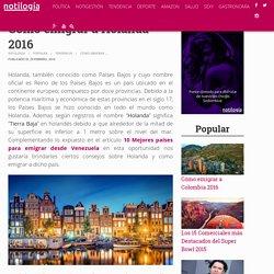 Cómo emigrar a Holanda 2016