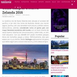 Cómo emigrar a Nueva Zelanda 2016