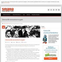 Sinjania [Traducción. Edición. Escritura]