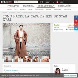 Cómo hacer la capa de Jedi de Star Wars